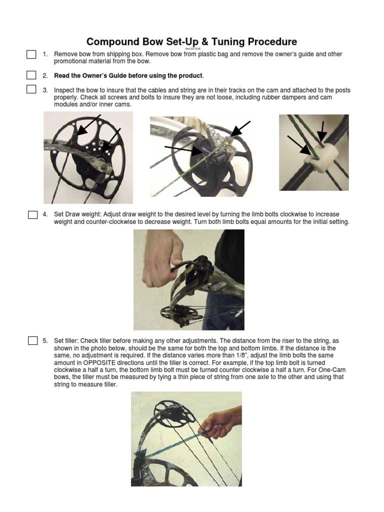 Bow Setup Tuning | Arrow | Archery