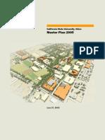 CSU Chico Master Plan 2005