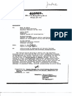 DM B4 Justice Dept 2 of 2 Fdr- 1995 Memos Paper Clipped) Re the Wall- Gorelick
