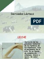 Tecnología de la leche