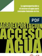 Estudio Agroexportacion Acceso Al Agua Cancino(1)