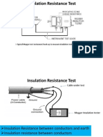 Insulation Resistance Test