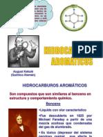 Presentación aromáticos monosustituidos