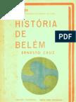 História de Belém. Ernesto Cruz. 1º volume