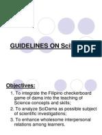 Sci Dama Guide Lines2