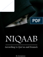 Niqaab According to Qur an and Sunnah