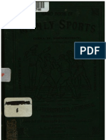 Hand-Book of the Manly Sports - George H. Benedict 1883