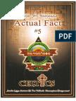 Actual Fact 005 - Celtics (No Intro)