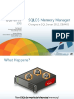 [DBA-403-M] DBA-403 SQLOS Memory Manager Changes in SQL Server 2012