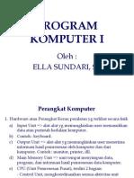 Program Komputer i politeknik