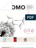 101150- Proforma Promo Catalog