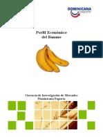banano PERFIL ECONOMICO