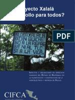 Proyecto Xala - Desarrollo Para Todos