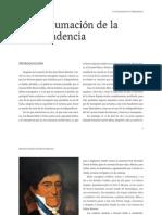 Fascículo 3 - La Consumación de la Independencia