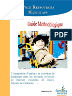 Guide Methodologique Sarhois 2011