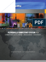 PetroSkills Competency Systems