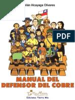 Manual del Defensor del Cobre / Julián Alcayaga (2005)