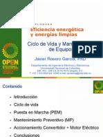 15.ModuloIV.EficienciaEnergeticaenMotoresElectricosII.JavierRosero