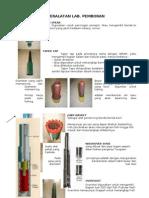 Peralatan Drilling (Lab Bor Pusdiklat Migas)