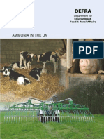 Ammonia in Uk