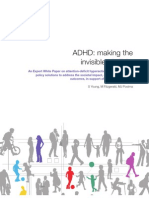 2013 ADHD Making the Invisible Visible