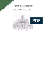 PRINCIPIOS DE EMBUTICIÓN DE LA CHAPA METALICAimpreso