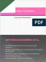 Exercc3adcios de Cinc3a9tica Enzimc3a1tica