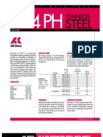 SST 17-4 PH Data Sheet