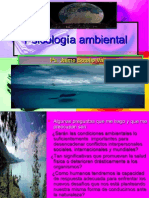 Psicología ambiental.Ps. Jaime Botello Valle