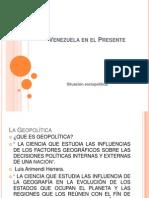 Venezuela en El Presente