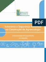 Agroecologia e SSAN