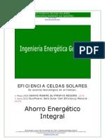 Eficiencia Celdas Solares