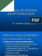 Reflejos de Interes en Oftalmologia