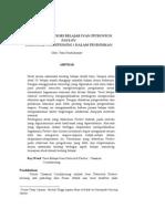 2 Titin Nurhidayati Implementasi Teori Belajar Ivan Petrovich Pavlov Classical Conditioning Dalam Pendidikan