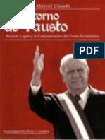 El Retorno De Fausto, Ricardo Lagos y La Concentración del Poder Económico / Marcel Claude (2006)