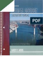 Laboratorio de Geologia