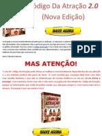 Livro Codigo Da Atracao 2.0