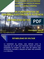 9 Estabilidad de Voltaje