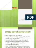 DRUG DETOXCIFICATION