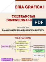 Tolerancias Dimensionales Iso 2013-1 Huapaya