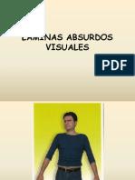 LÁMINAS ABSURDOS VISUALES