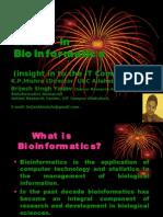 [Brijesh]bioinformatics oppertunity