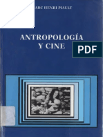 Piault, Marc - Antropologia y Cine - Cap 1 a 3