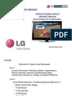 Lg 50pg20 Training Manual