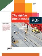 91811421 Africa Business Agenda 2011