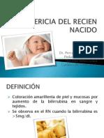 Ictericia Del Recien Nacido