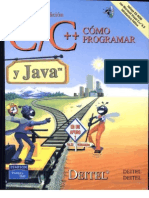 Como Programar en c y Java 4ta Ed Deitel