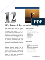 Bab 12 Sifat Dasar & Perambatan Cahaya