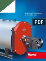 HOVAL Industrial Boilers