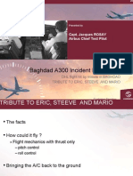 Baghdad A300 Incident